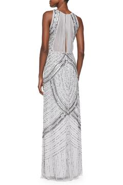 Aidan Mattox Sleeveless Sequined Dress - Alternate List Image
