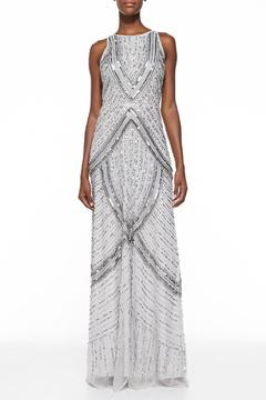 Aidan Mattox Sleeveless Sequined Dress - Product List Image