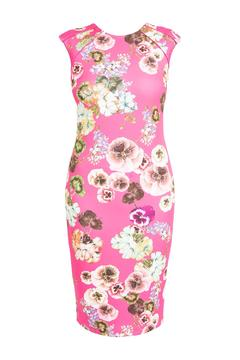 Shoptiques Product: Star Pink Dress