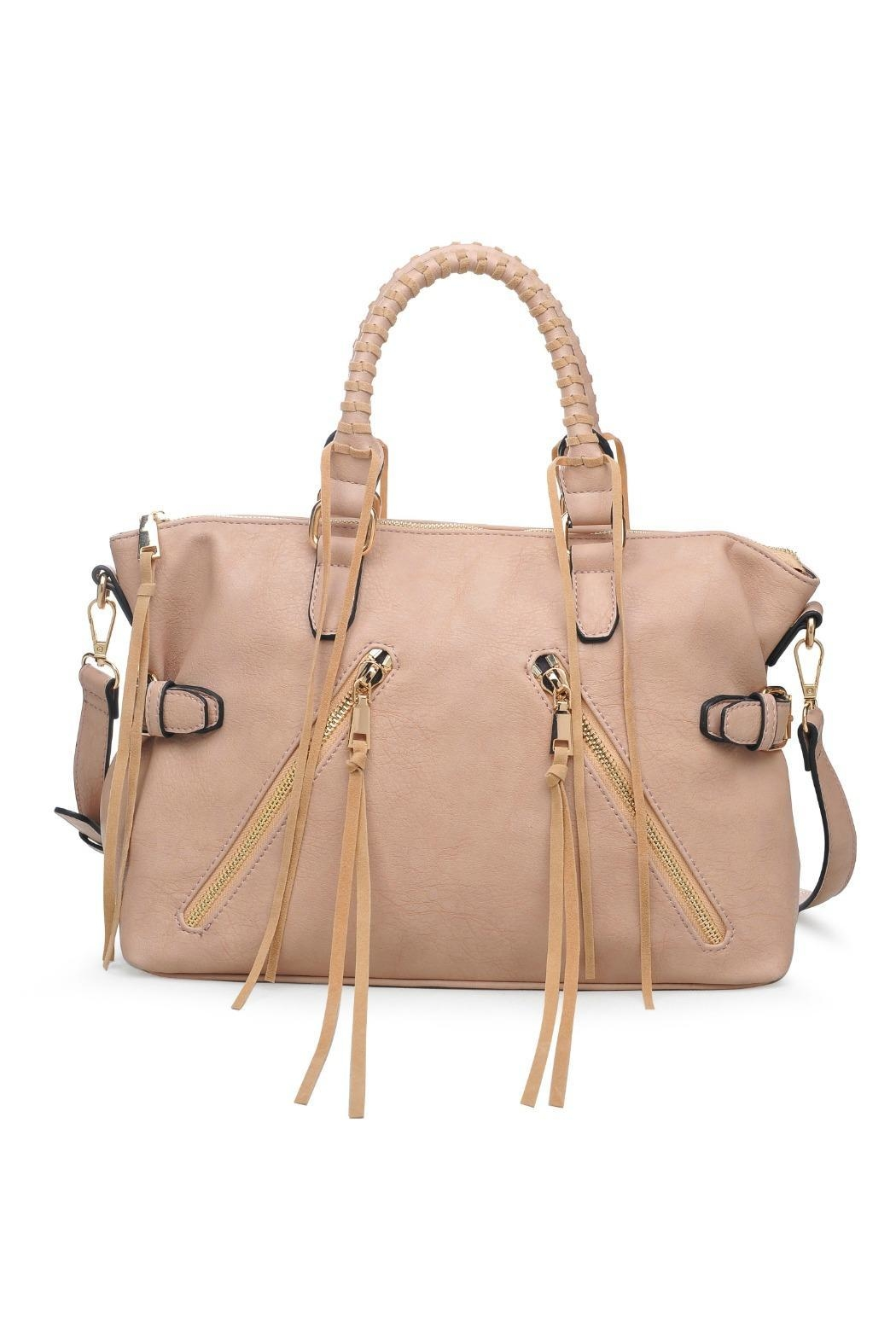 Urban Expressions, Inc Aiden Handbag - Front Cropped Image