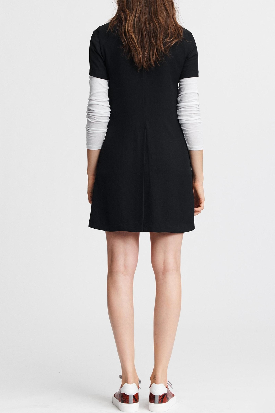 4473596211bb Rag & Bone Aiden T-Shirt Dress from New Jersey by Rouge Princeton ...