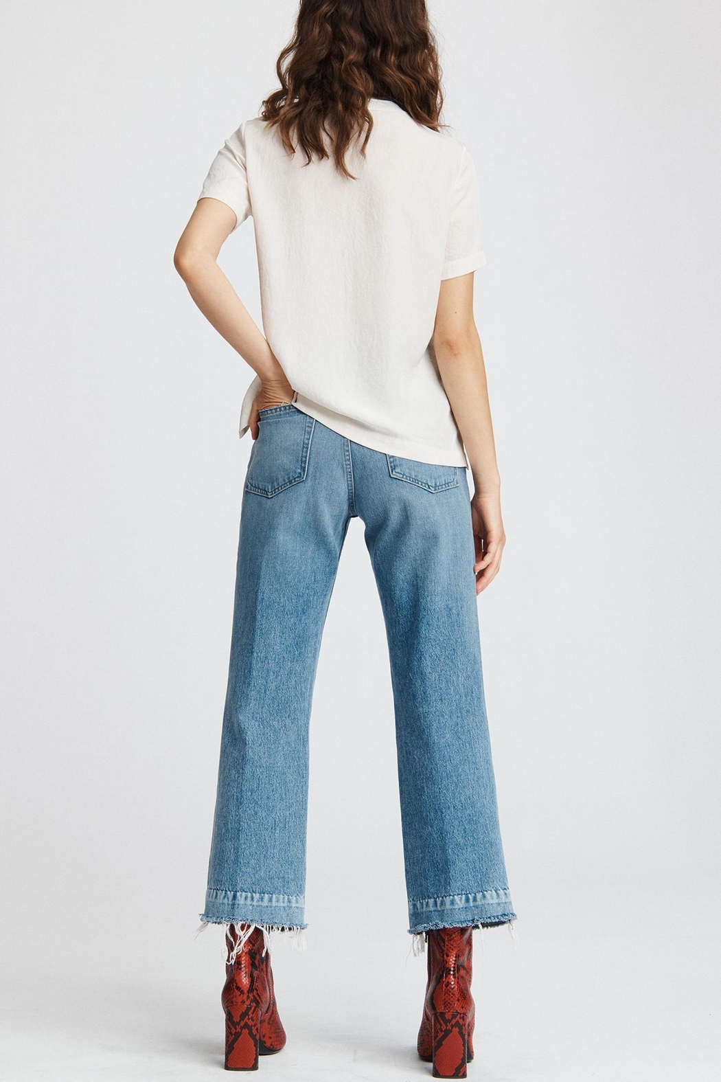 Rag & Bone Aiden Tee - Side Cropped Image