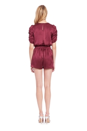 Amanda Uprichard Aidy Romper - Side cropped