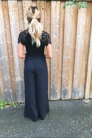 Rumor Aila Jumpsuit - Back cropped
