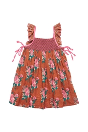 Pink Chicken Ailee Dress - Front cropped