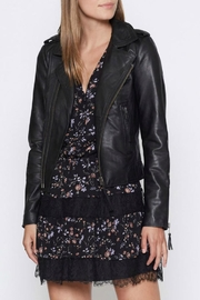 Joie Ailey Leather Jacket - Front cropped