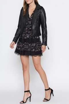 Joie Ailey Leather Jacket - Alternate List Image