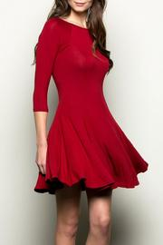 Aime Flare Shaped Dress - Product Mini Image