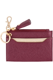 Shiraleah Aimee Card Wallet - Front cropped