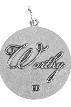 Beaucoup Designs Aimez Worthy Charm - Alternate List Image