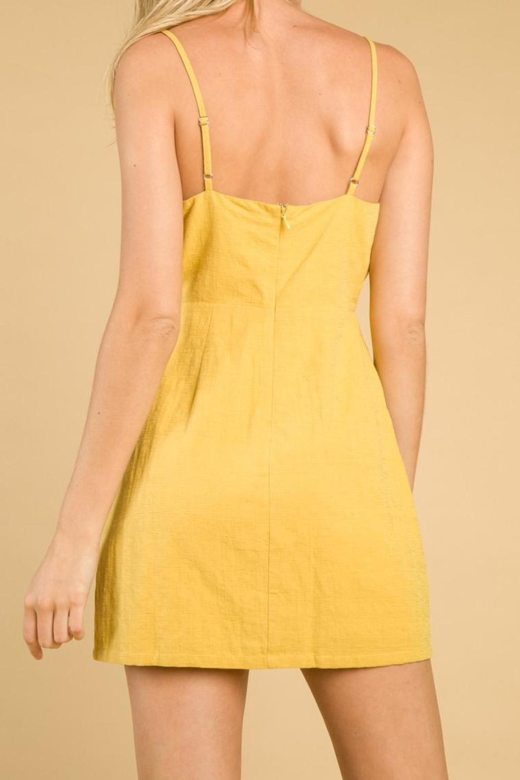 Honey Punch Aint Me Dress - Side Cropped Image