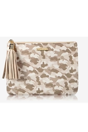 Gigi New York Aio Sand Clutch - Product Mini Image