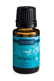 Airome Breathe Essential Oil - Front cropped