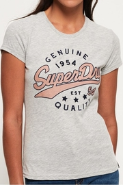 Superdry Airtex Foil T-Shirt - Product Mini Image