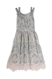 Isobella & Chloe Airy Dream Dress - Front full body
