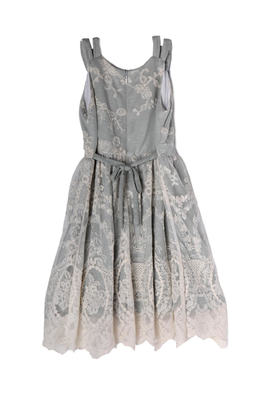 Isobella & Chloe Airy Dream Dress - Side Cropped Image
