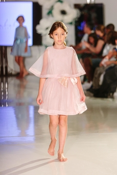 Shoptiques Product: Madeleine Pink Dress