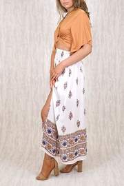 Ajoy Levora Boho Skirt - Front full body