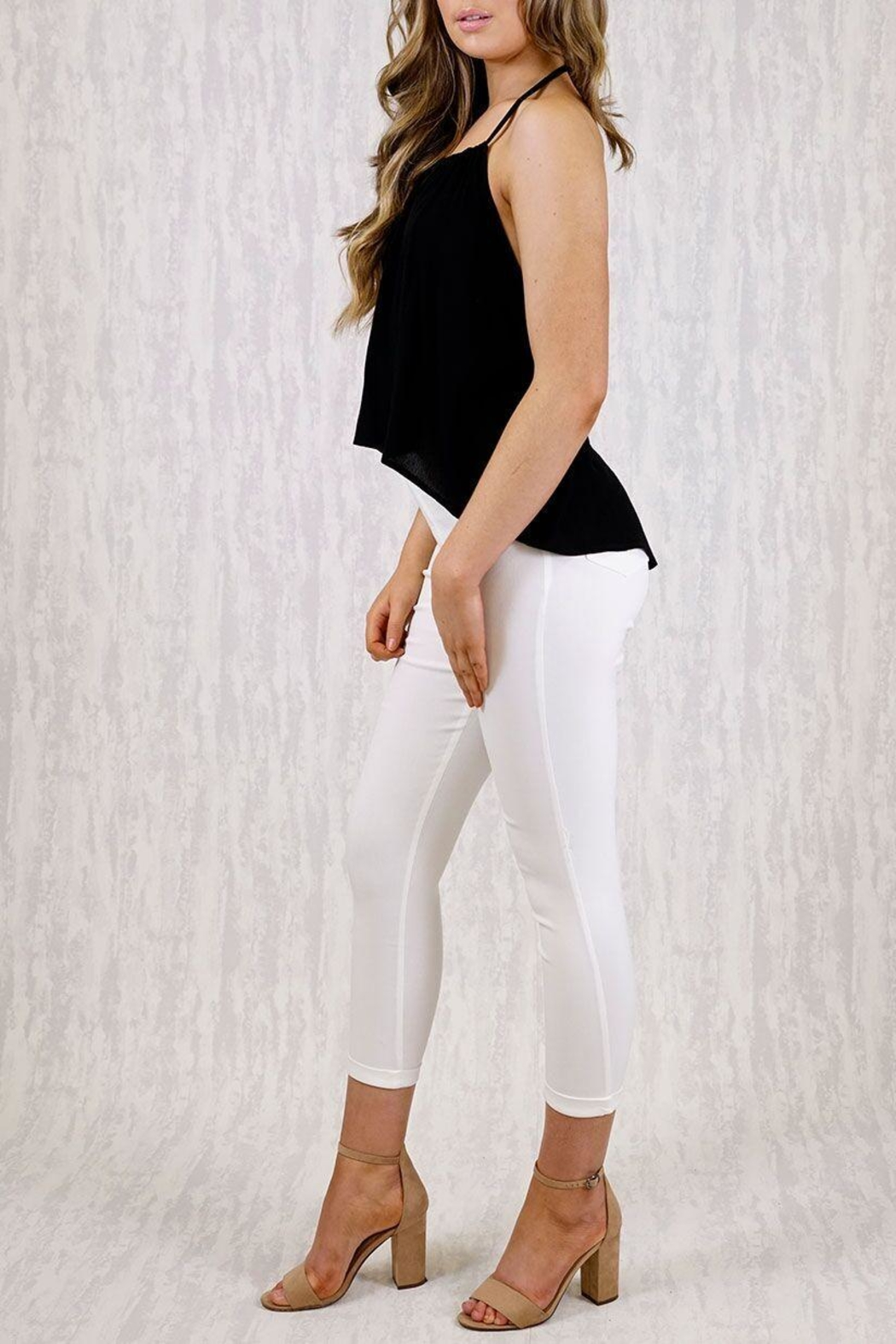 Ajoy Levora Brittany Top - Front Full Image