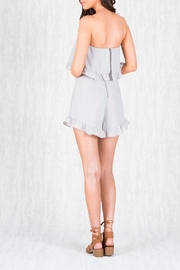 Ajoy Levora Double Tier Playsuit - Front full body