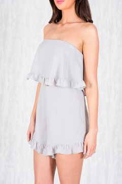 Ajoy Levora Double Tier Playsuit - Alternate List Image