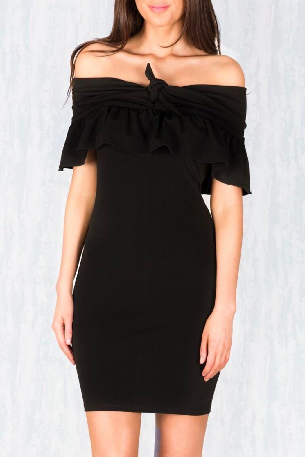 Ajoy Levora Hold Up Dress - Front Cropped Image