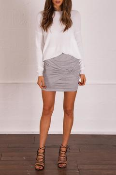 Shoptiques Product: Kennedy Knotted Skirt