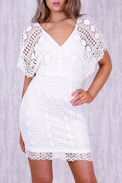 Ajoy Levora Lace Dress - Product List Image