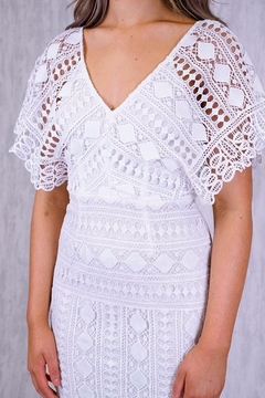 Ajoy Levora Lace Dress - Alternate List Image