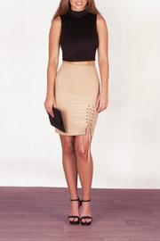 Ajoy Levora Lacey Skirt - Product Mini Image