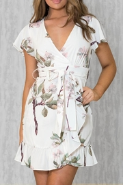 Ajoy Levora Natalie Floral Dress - Product Mini Image