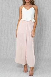 Ajoy Levora Pleated Pants - Product Mini Image