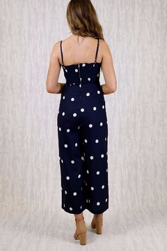 Ajoy Levora Polka Dot Jumpsuit - Alternate List Image
