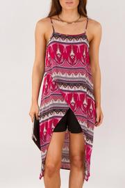 Ajoy Levora Shona Boho Top - Product Mini Image