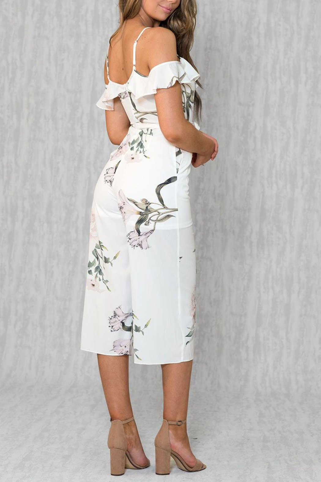 Ajoy Levora With You Jumpsuit - Side Cropped Image