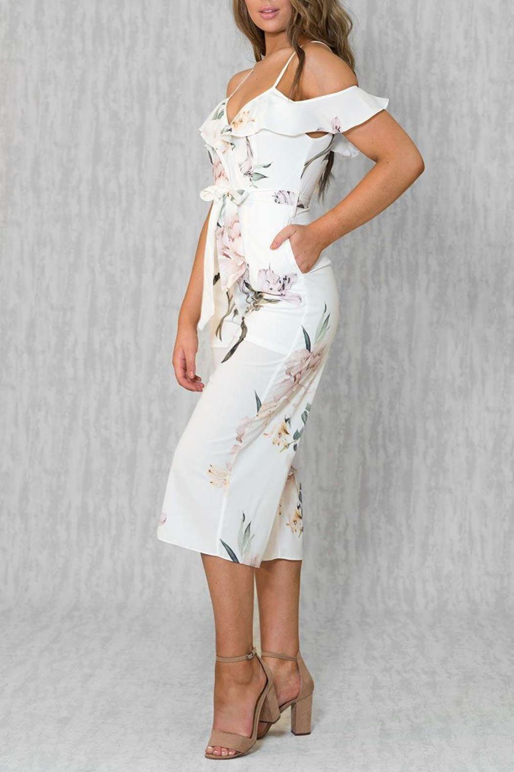 Ajoy Levora With You Jumpsuit - Front Full Image