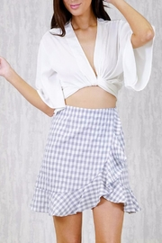 Ajoy Levora Wrap Skirt - Product Mini Image