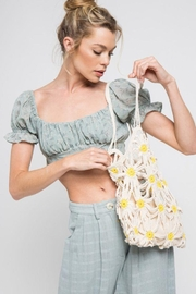 AKAIV Daisy Shoulder Bag - Front cropped