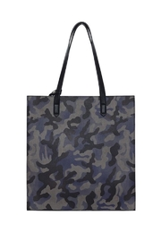 AKAIV Navy Camo Tote - Front cropped
