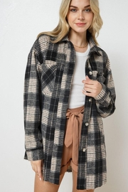 AKAIV Oversized Button Down Jacket - Other