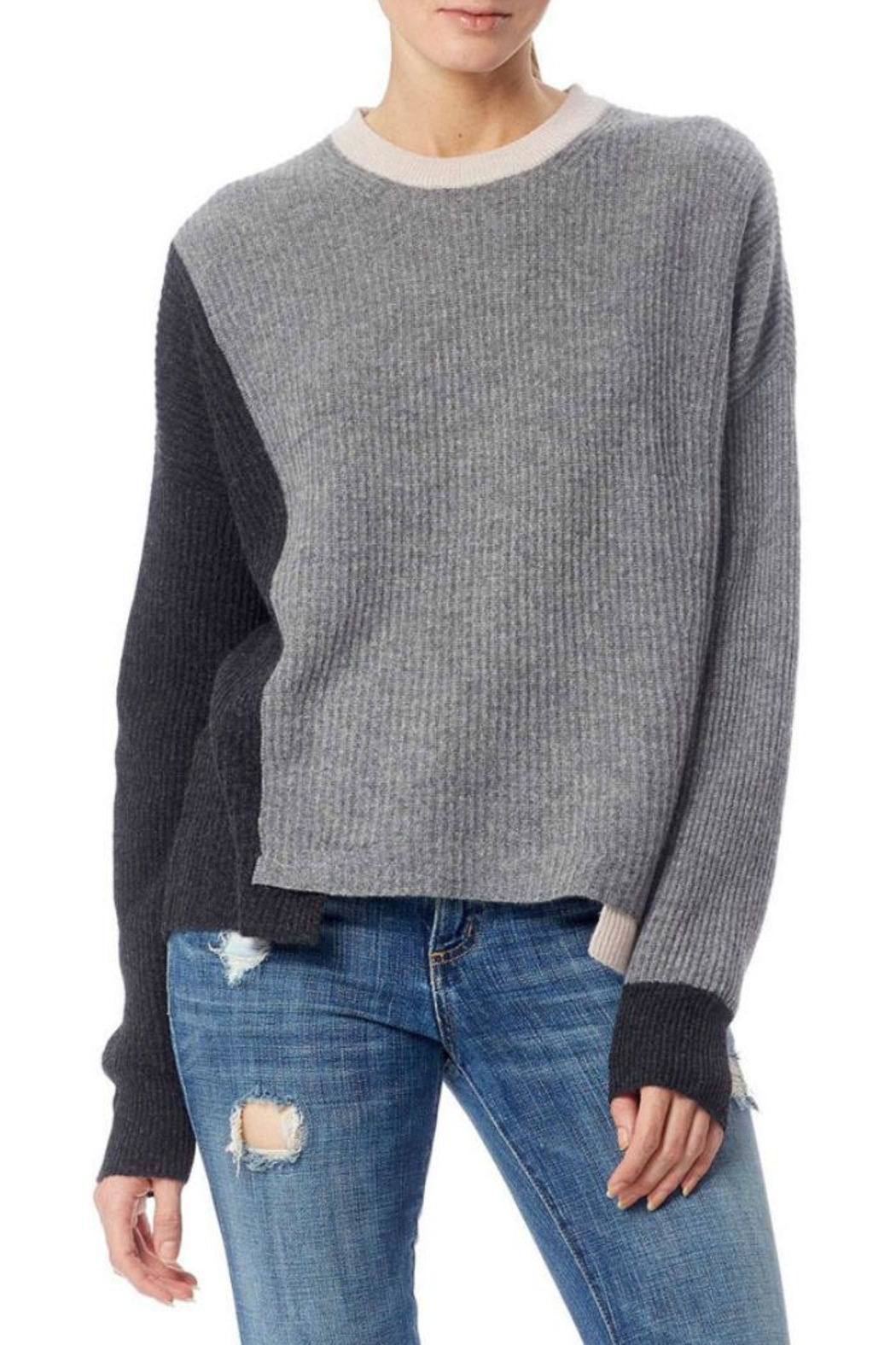 360 Cashmere Akima Sweater - Front Cropped Image