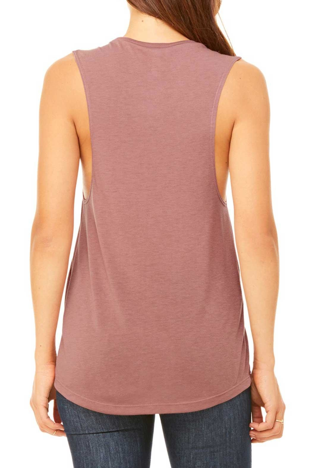 Akinz Beer Muscle Tank - Front Full Image