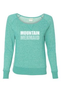 Shoptiques Product: Mountain Mermaid Sweater
