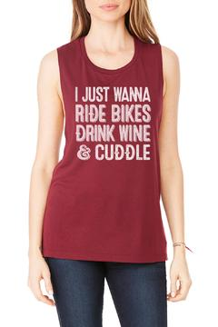 Shoptiques Product: Wine & Cuddle Tank