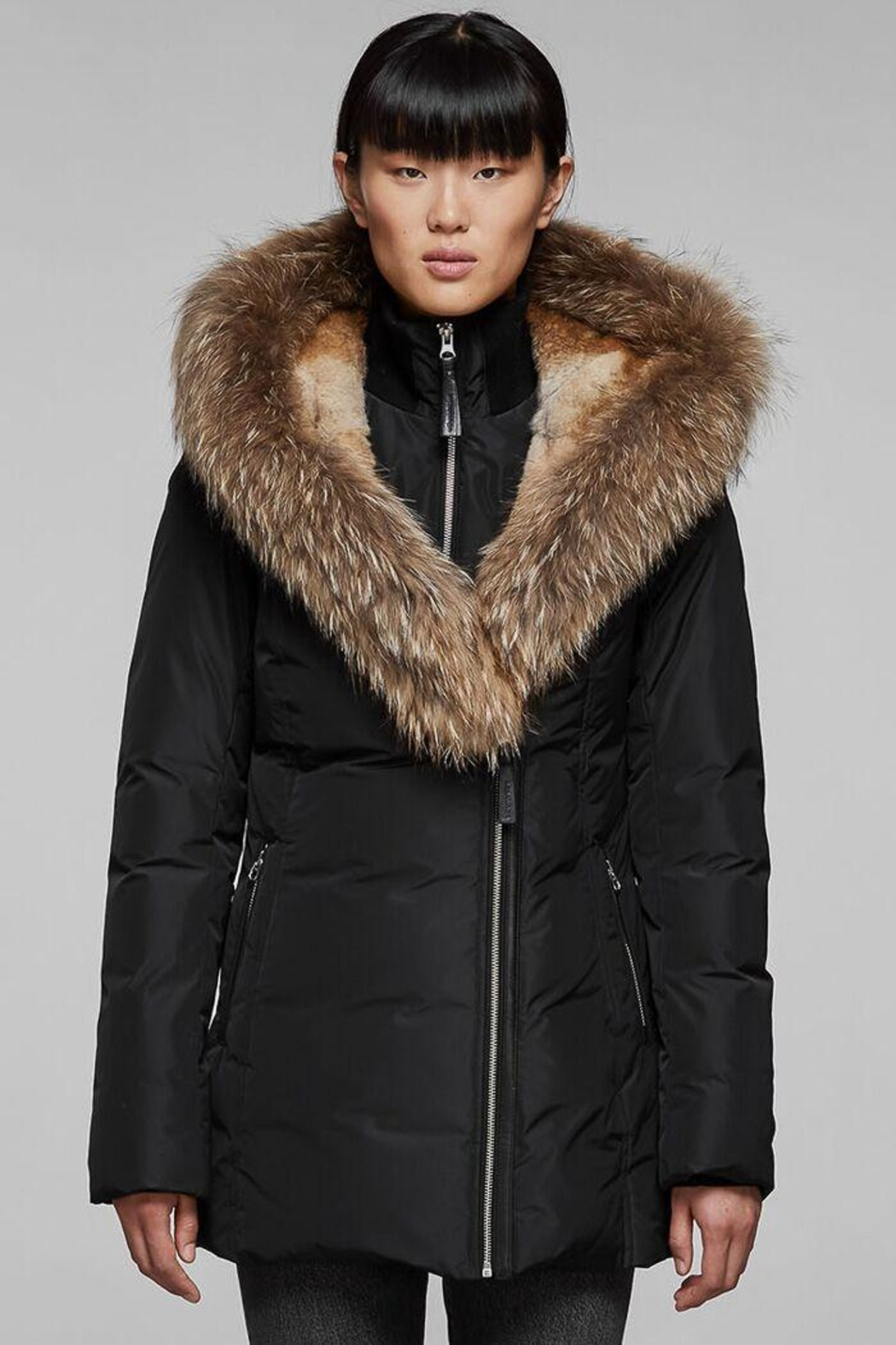 Mackage Akiva Down Coat - Front Cropped Image