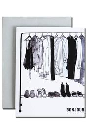Akr Design Studio Bonjour Card - Product Mini Image