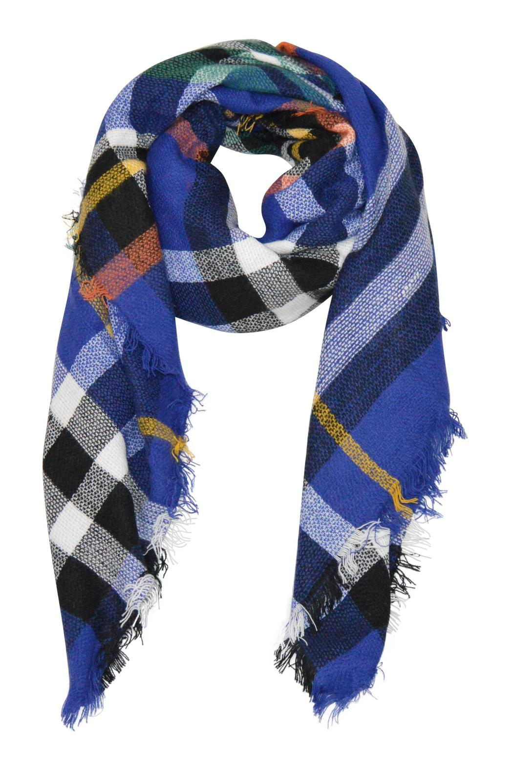 Al Boutique Blanket Scarf From California By Apricot Lane