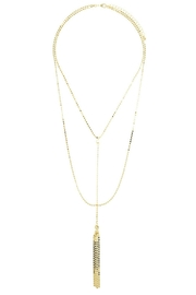 AL Boutique Delicate Layered Necklace - Front cropped