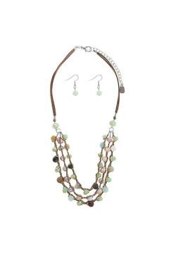 Shoptiques Product: Layered Pearl Necklace