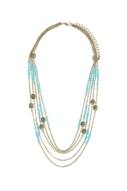 AL Boutique Layered Bead Necklace - Product Mini Image